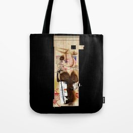 Uncensored Future ? II Tote Bag