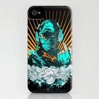 Ninja Beats iPhone (4, 4s) Slim Case