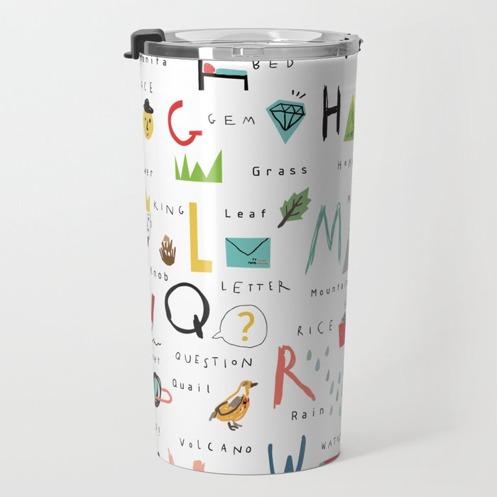 ABC Travel Mug
