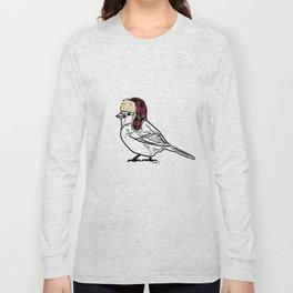W I N T E R   B I R D  Long Sleeve T-shirt
