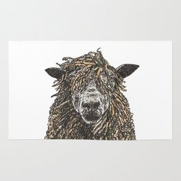 Cotswold Sheep Rug