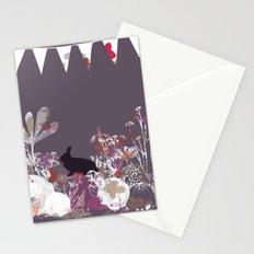 Rabbit Stationery Cards