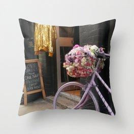 Love Street Throw Pillow