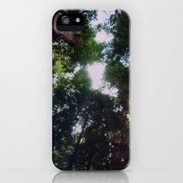 Look to the Highest Top iPhone Case