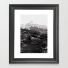 NH0 Framed Art Print