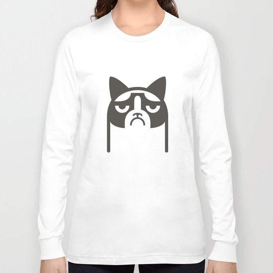 Grumpy Kitties Long Sleeve T-shirt
