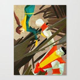 Kiotr Canvas Print