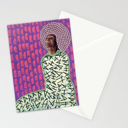 Laughing At Patriarchy Stationery Cards