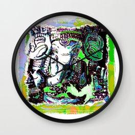 Ganesha (5) C Wall Clock