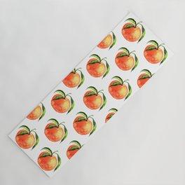 Orange Yoga Mat
