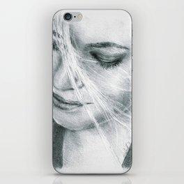 Contempt iPhone Skin