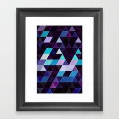 pyke pyrpyll Framed Art Print
