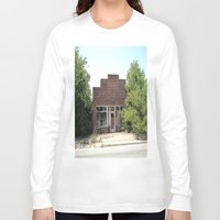history Long Sleeve T-shirts featuring History by durandurantulsa