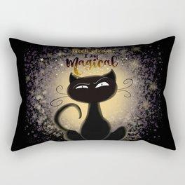 'Bitch please, I am Magical' Rectangular Pillow