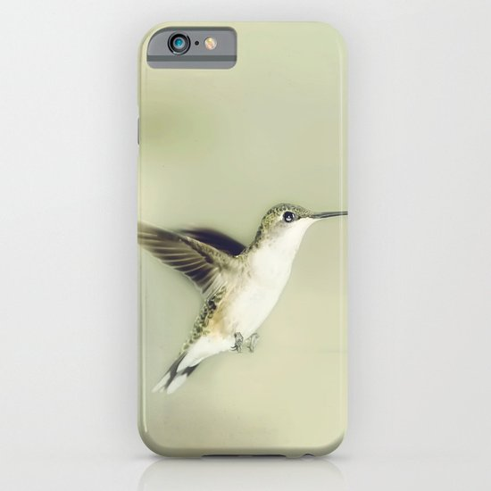 Mid flight iPhone & iPod Case