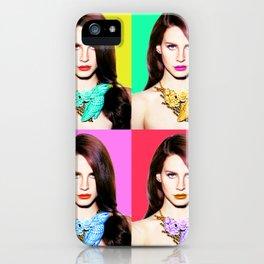 LANA POP  iPhone Case