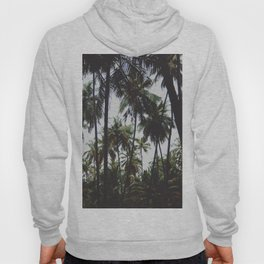 FOREST - PALM - TREES - NATURE - LANDSCAPE - PHOTOGRAPHY Hoody