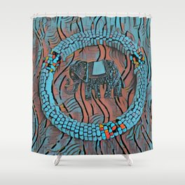 StandStrong Shower Curtain