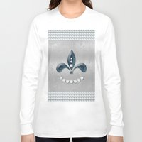 diamonds Long Sleeve T-shirts featuring Diamonds by nicky2342