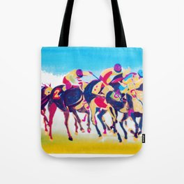 The Melbourne Cup    AUSTRALIA        by Kay Lipton Tote Bag