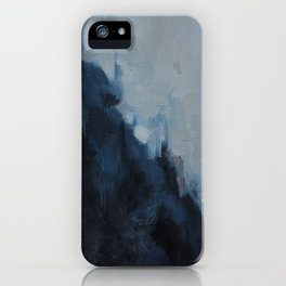 Dark Mountain iPhone Case