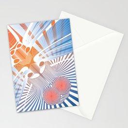 Distort Stationery Cards