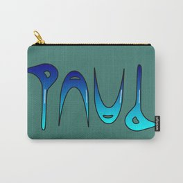 Paul (Ambigram) Namendreher Carry-All Pouch