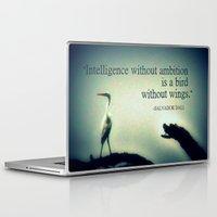 dali Laptop & iPad Skins featuring Dali by Nichole B.