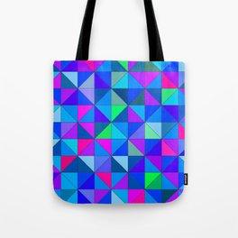 Blue 2 Tote Bag
