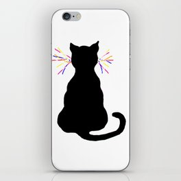 Whiskers iPhone Skin