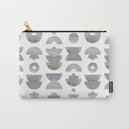 semicircle pattern Carry-All Pouch