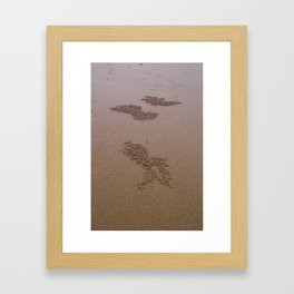 Sandart Framed Art Print