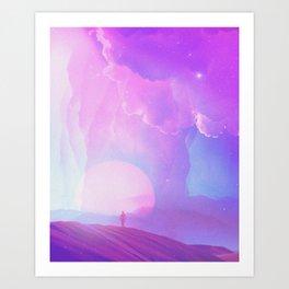 YOU Art Print
