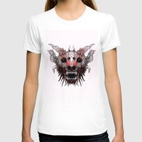 beast T-shirts featuring Beast by WES EXOTIC IMAGERY