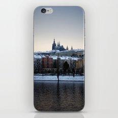 Prague Castle iPhone & iPod Skin