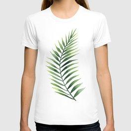 Palm Leaves. T-shirt