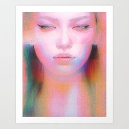 Another One of Those Dreams Art Print