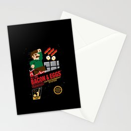 All the Bacon and Eggs Stationery Cards