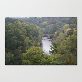 River Dee  Canvas Print