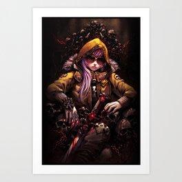 IMDH Art Print