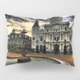 King O Ma Castle Pillow Sham