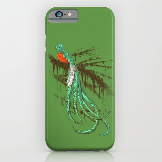 Quetzal iPhone & iPod Case