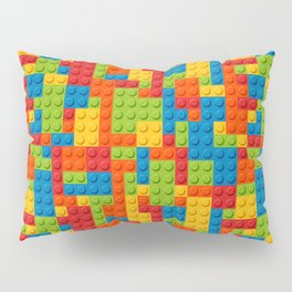 Bricks Pillow Sham