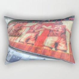 Arsenal Football Club Emirates Stadium London Rectangular Pillow