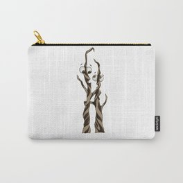 Friends Stick Together by dana alfonso Carry-All Pouch