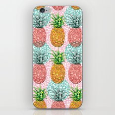 Pineapple Candy iPhone & iPod Skin
