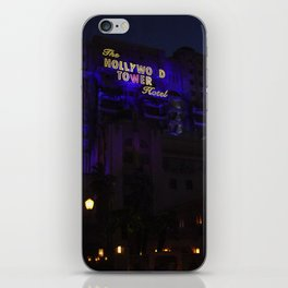 The Twilight Zone: Tower Of Terror iPhone Skin