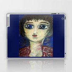 THE GIRL WHO PROTECTED OTHERS FROM TRENT Laptop & iPad Skin