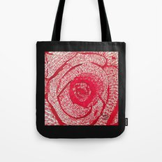 Roses are red... Tote Bag