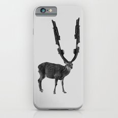 gun deer iPhone 6s Slim Case